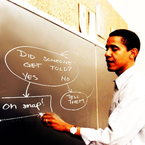 Obamaserved!